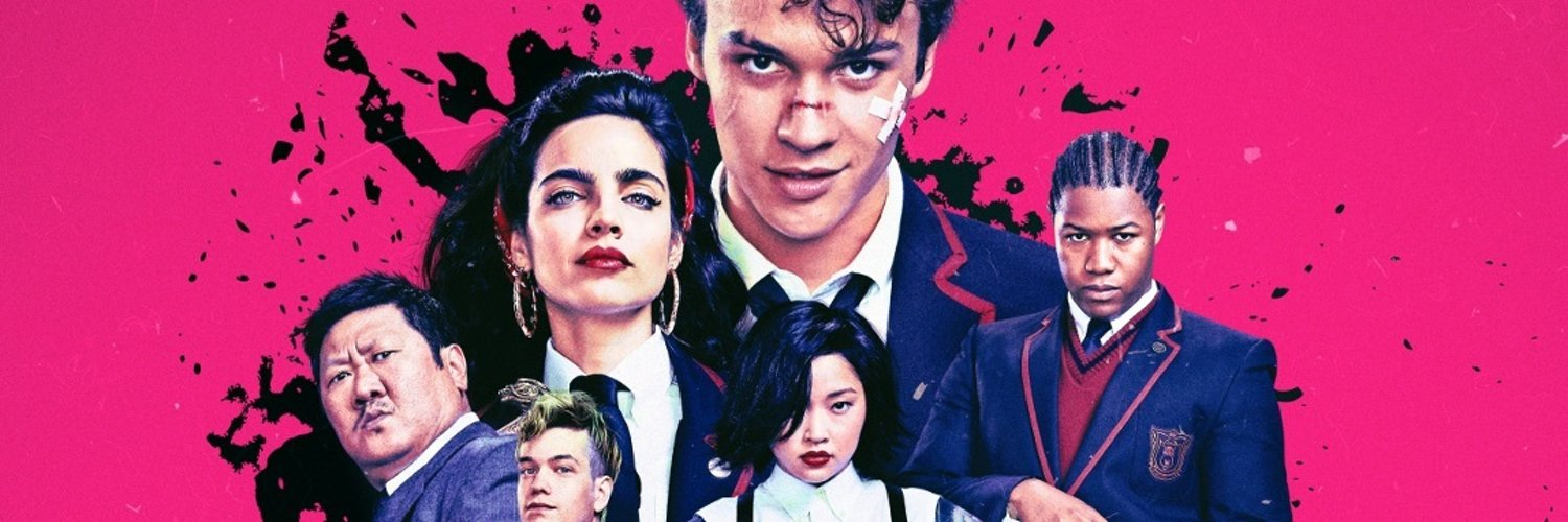 An after-show podcast for the SYFY shows #DeadlyClass, hosted by @comicbooklive! Subscribe: apple.co/2DeDf6o