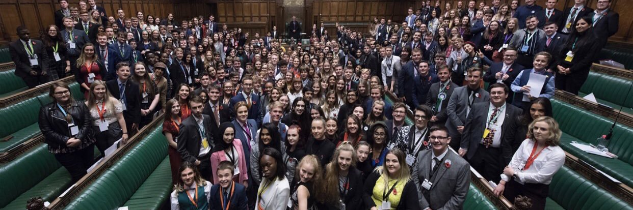 Teachers don't let this opportunity pass by your school & your pupils to represent the voice of young people within… https://t.co/LpgxLOlBWx