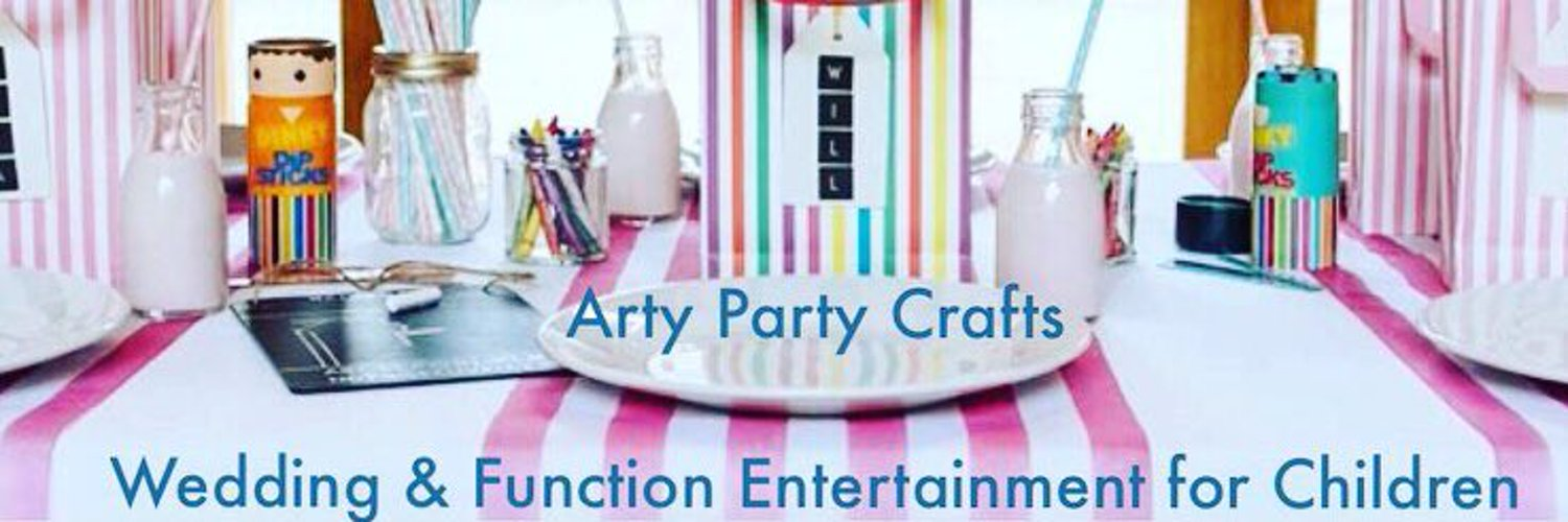 wedding and function entertainment for children . arts and crafts shop in Ardrossan.
