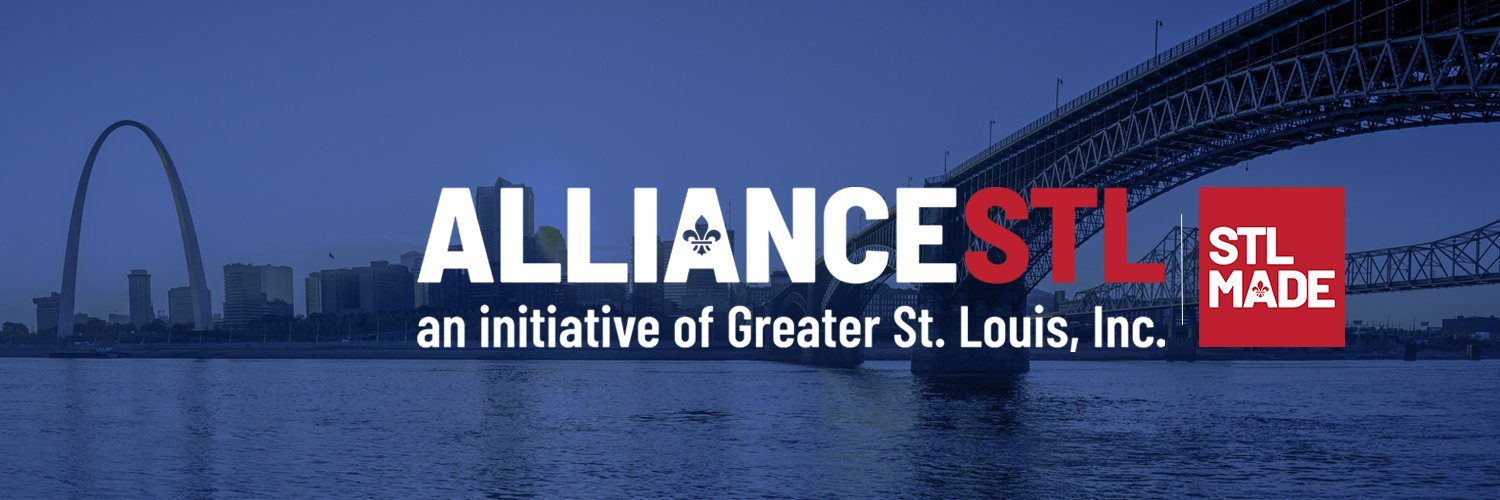 AllianceSTL is an initiative of Greater St. Louis, Inc. that helps attract new businesses and jobs to the bi-state metropolitan region.