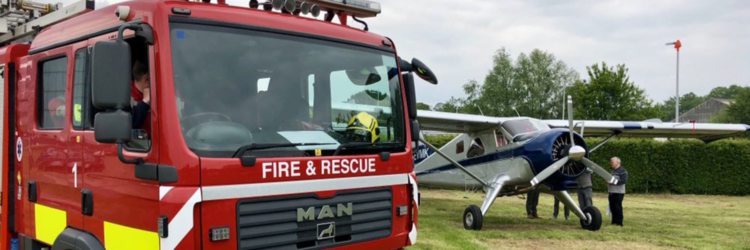 AFRS are a volunteer team of trained Firefighters, providing Airfield Rescue & Firefighting Services to Brooklands Museum and it's airstrip