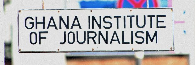 Ghana Institute of Journalism's official Twitter account