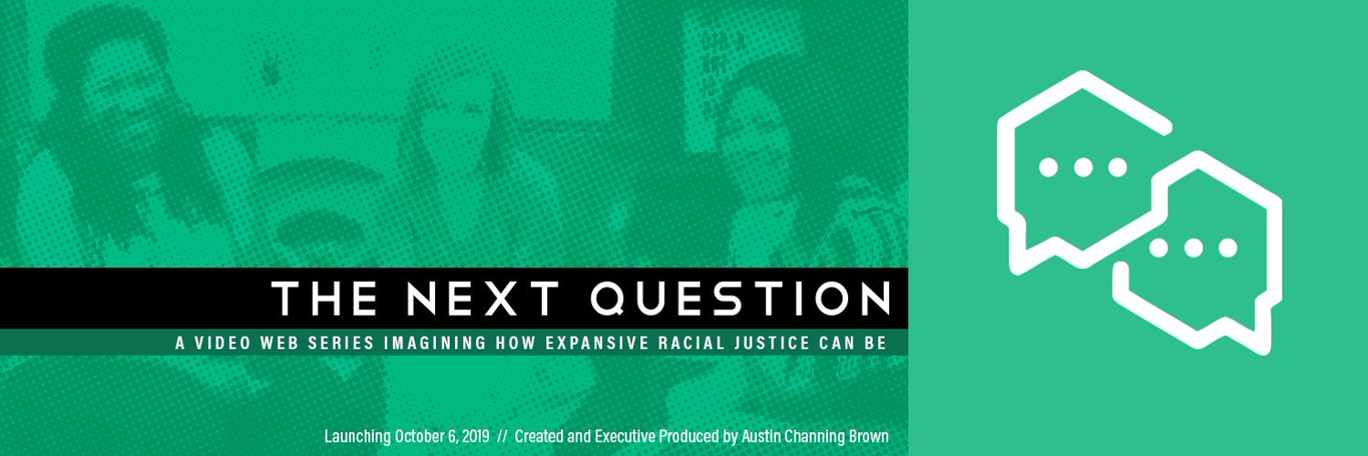 A video web series imagining how expansive racial justice can be. Created by Austin Channing Brown, Jenny Booth Potter and Chi Chi Okwu. We go live 10.06.19.