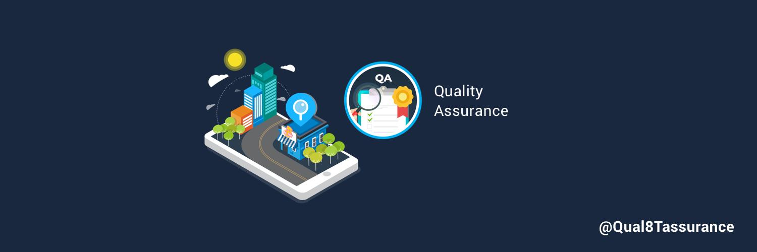 A Community For Quality Assurance Professionals. Follow for News, Updates and Discussions about #QualityAssurance Follow: #Qual8Tassurance
