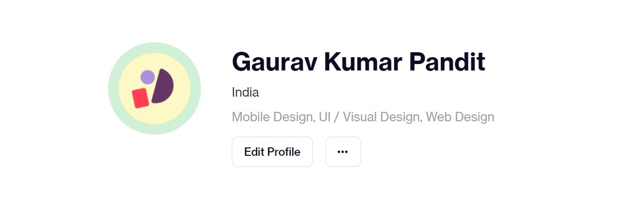 of Gaurav Kumar Pandit