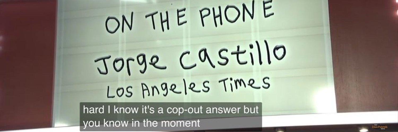 I cover the Dodgers for the @latimes. IG: instagram.com/jorgecastillo/. Dímelo: jorge.castillo@latimes.com