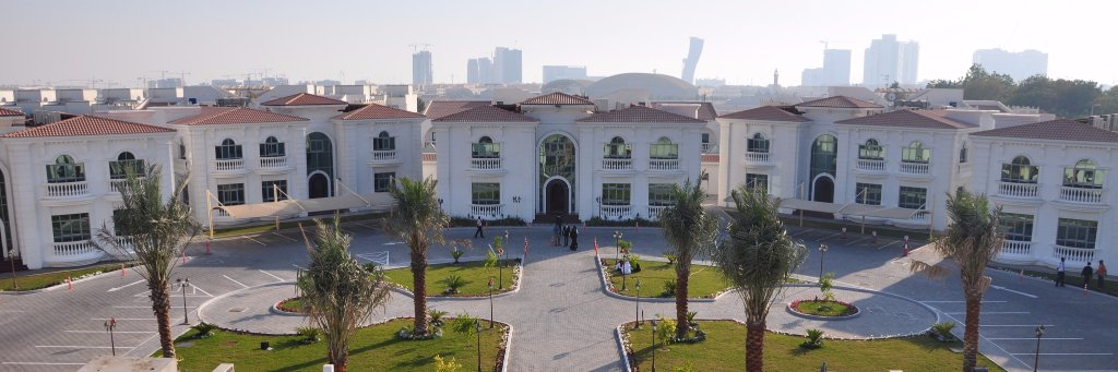 Abu Dhabi School of Management's official Twitter account