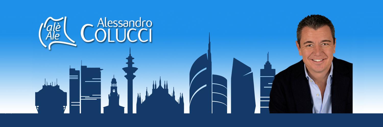 ALESSANDRO COLUCCI Consigliere della Regione Lombardia
