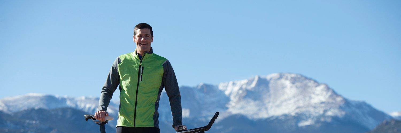 Father of two, Olympian & World Champion Triathlete, Michigan man