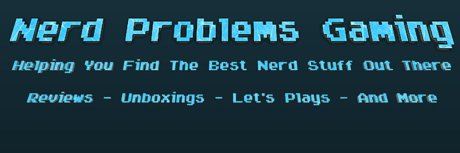 Helping You Find The Best Nerd Stuff Out There! Subscribe to our YouTube Channel Here: nerdproblemsgaming.com/subscribe