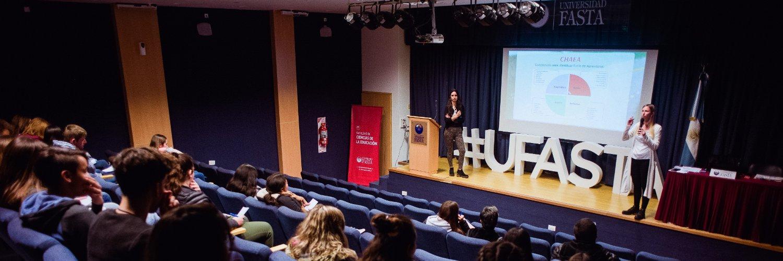 Universidad FASTA's official Twitter account