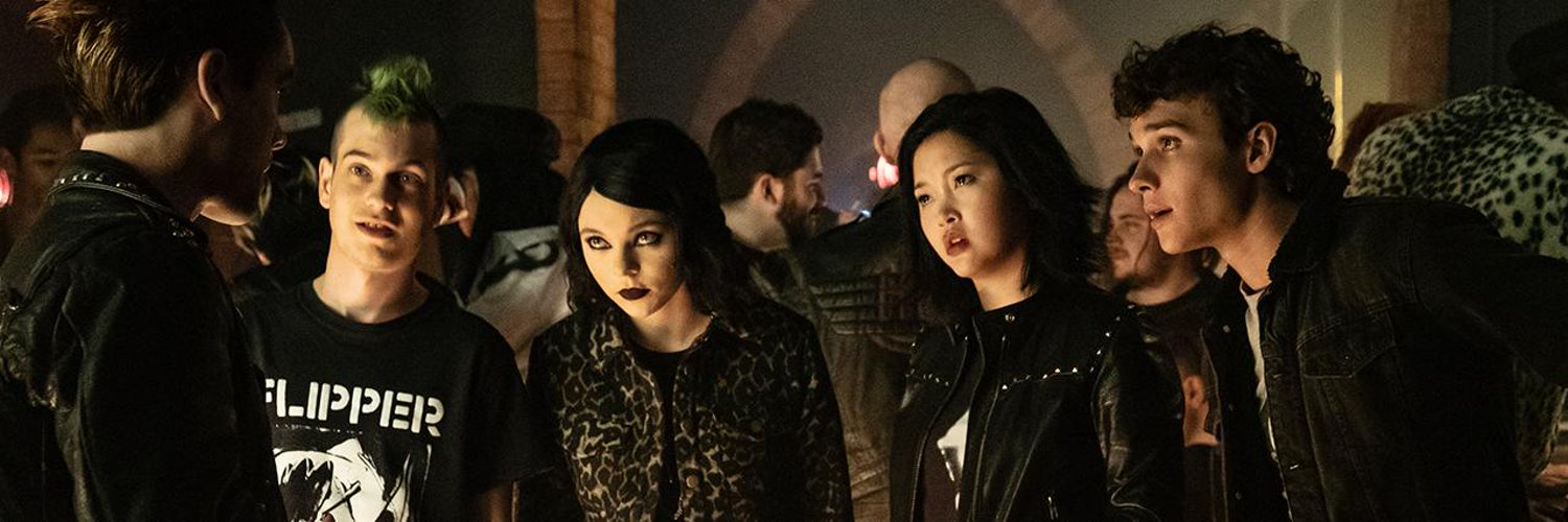 Unofficial but should be Official Deadly Class Fan Twitter page for all things Deadly Class. #RENEWDEADLYCLASS #DeadlyClass