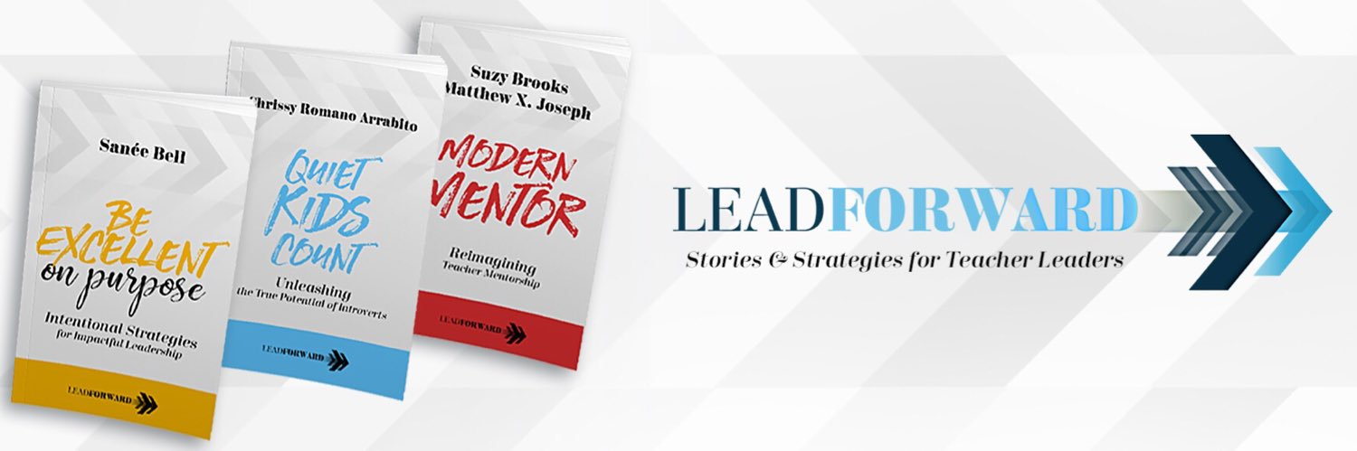 #LeadForward Story: Paperwork took up the bulk of our Mentor/Mentee meetings. We hardly had time to talk! LF> Stra… https://t.co/yislGeBAN9