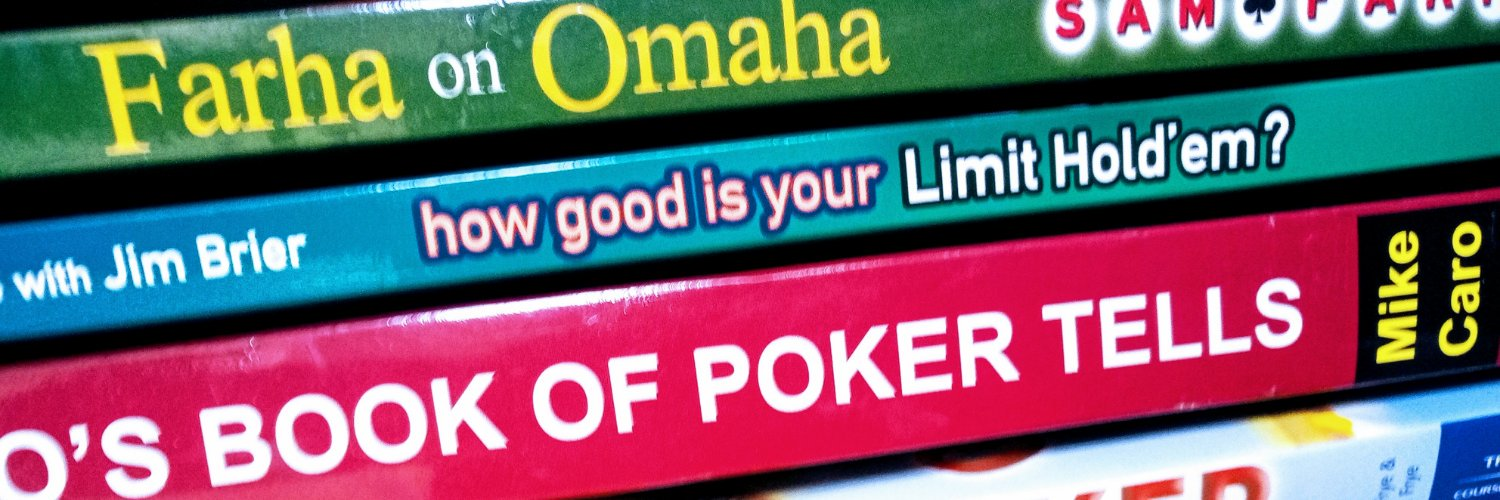 Follow us for deals on poker merch: card guards, clothing, cards, and more.