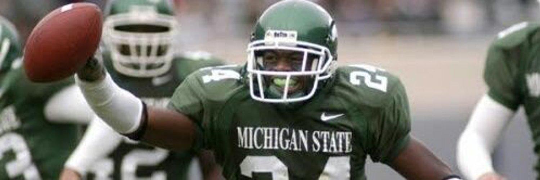 Former Michigan State University Football Player. #Leo🦁 By way of Saginaw, Michigan. Giving back what God gave me! #HOF 07/24 @SaginawLegacy #CoachJay