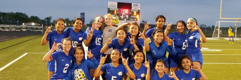 Head Girls Soccer Coach and Girls Recruiting Coordinator for Chapel Hill High School Psalms 23:4