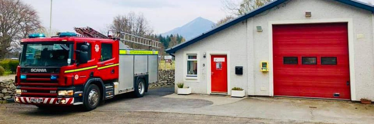 The official Twitter account of Kinloch Rannoch Fire Station in the North Service Delivery Area of the Scottish Fire & Rescue Service.