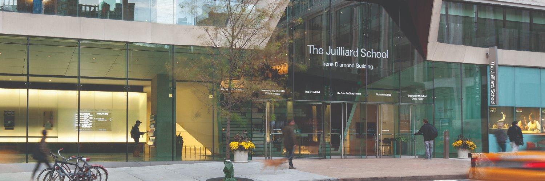 The Juilliard School's official Twitter account