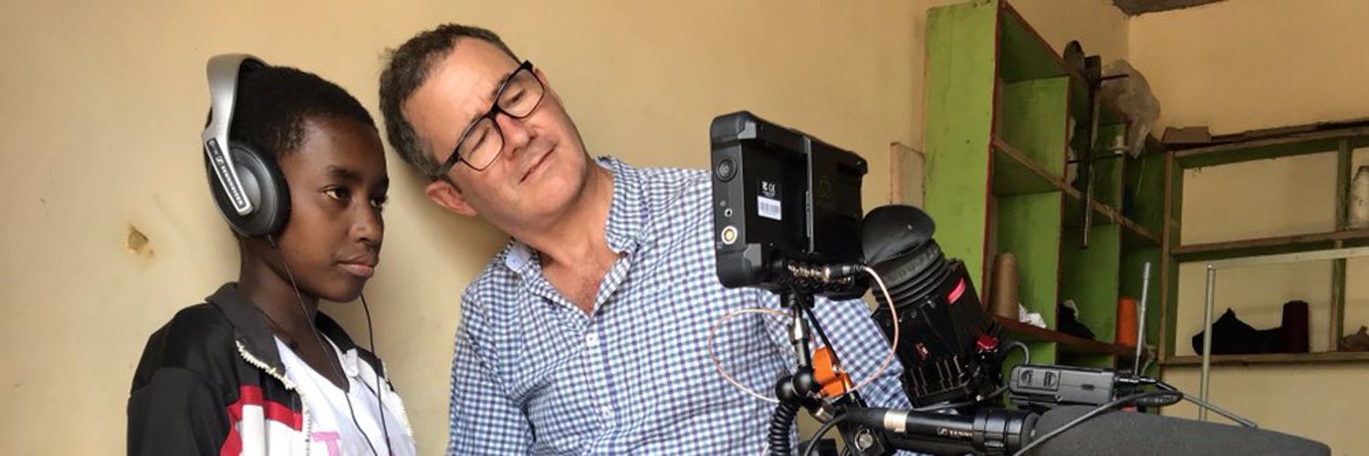 Filmmaker and Psychologist believing that films can make a difference shark-eye.co.uk