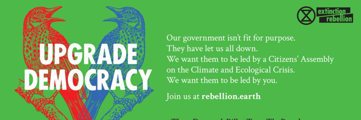 Official Twitter account for Extinction Rebellion Shoreham by Sea. Sign up to our newsletter here bit.ly/321c5dG