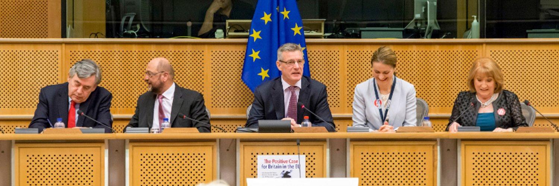 David MARTIN Eurodeputato del Parlamento Europeo