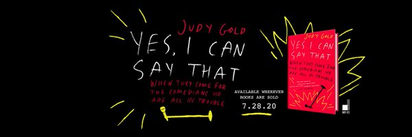 Judy Gold Profile Banner