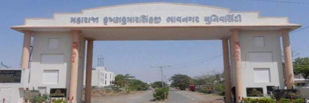 Maharaja Krishnakumarsinhji Bhavnagar University's official Twitter account