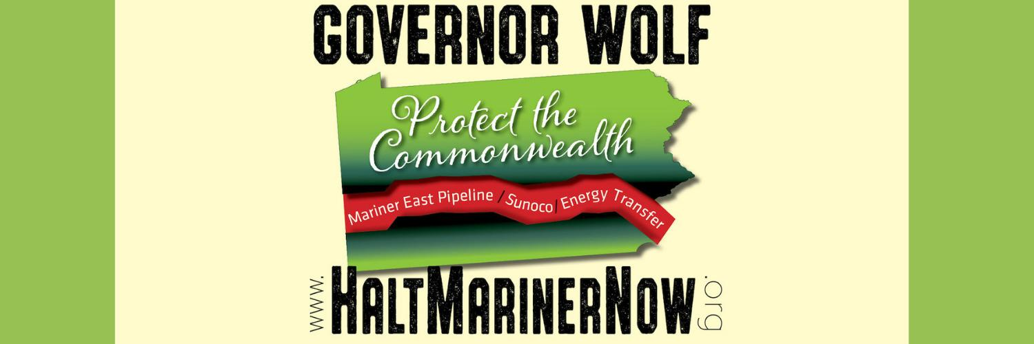 #HaltMarinerNow is a project focused on bringing awareness to the dangers Mariner East 2 poses to residents and how they can advocate for their rights.