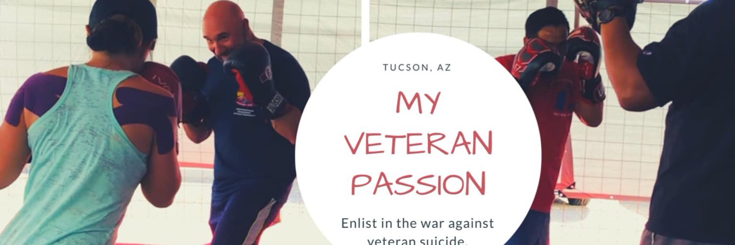 I want to enlist in the war against Veteran Suicide. Will you enlist with me? MyVeteranPassion.org