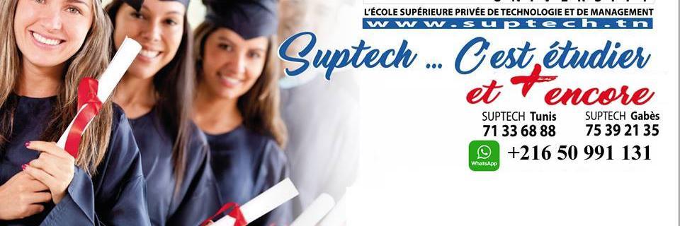 École Supérieure Privée de Technologie et de Management's official Twitter account