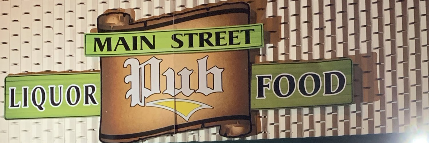 Official twitter of the Main Street Pub Vermillion SD. Drink like a Yote today.