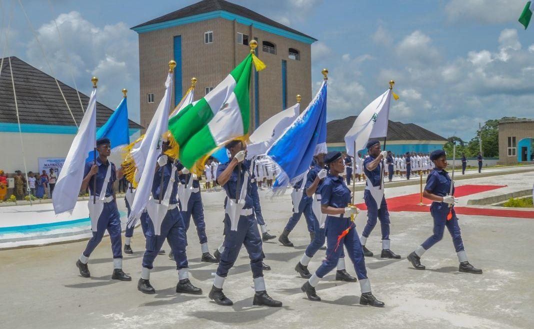 Nigerian Maritime University, Okerenkoko's official Twitter account