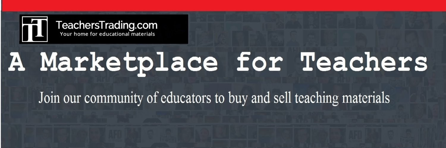 TeachersTrading.com is an online marketplace for educators from all over the world.