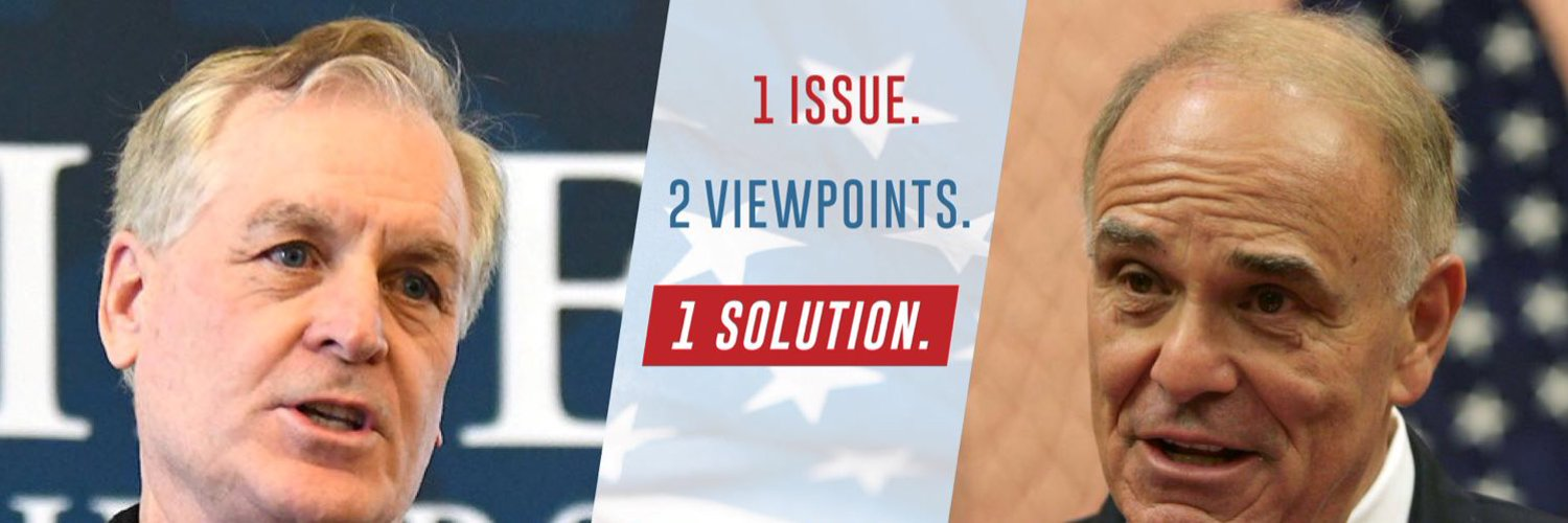 1 issue. 2 viewpoints. 1 solution. #ChallengeAccepted