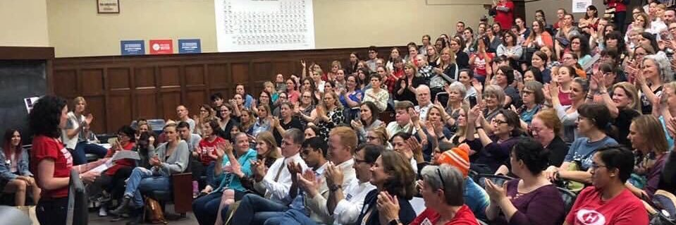TX Chapter of @MomsDemand was ground zero for exposing gun extremists. Because of our work, the country woke up to… https://t.co/HpKzAlpEcH