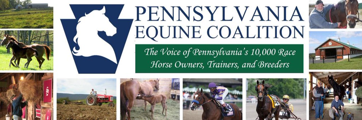 The voice of Pennsylvania's 10,000 race horse owners, trainers, and breeders.