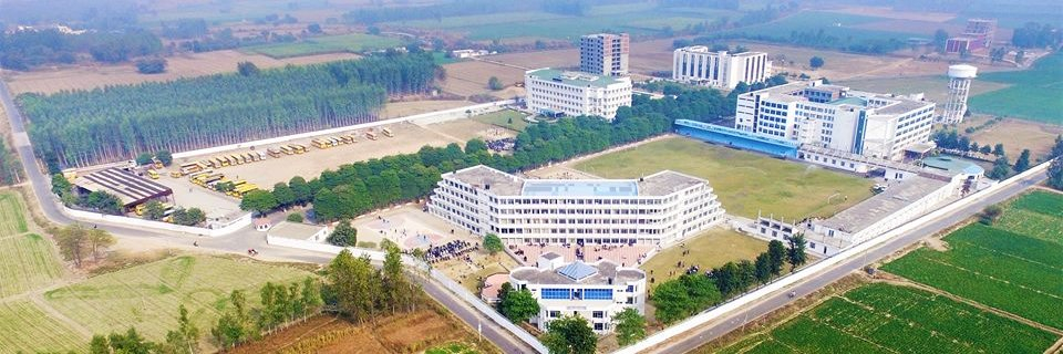 Sant Baba Bhag Singh University's official Twitter account