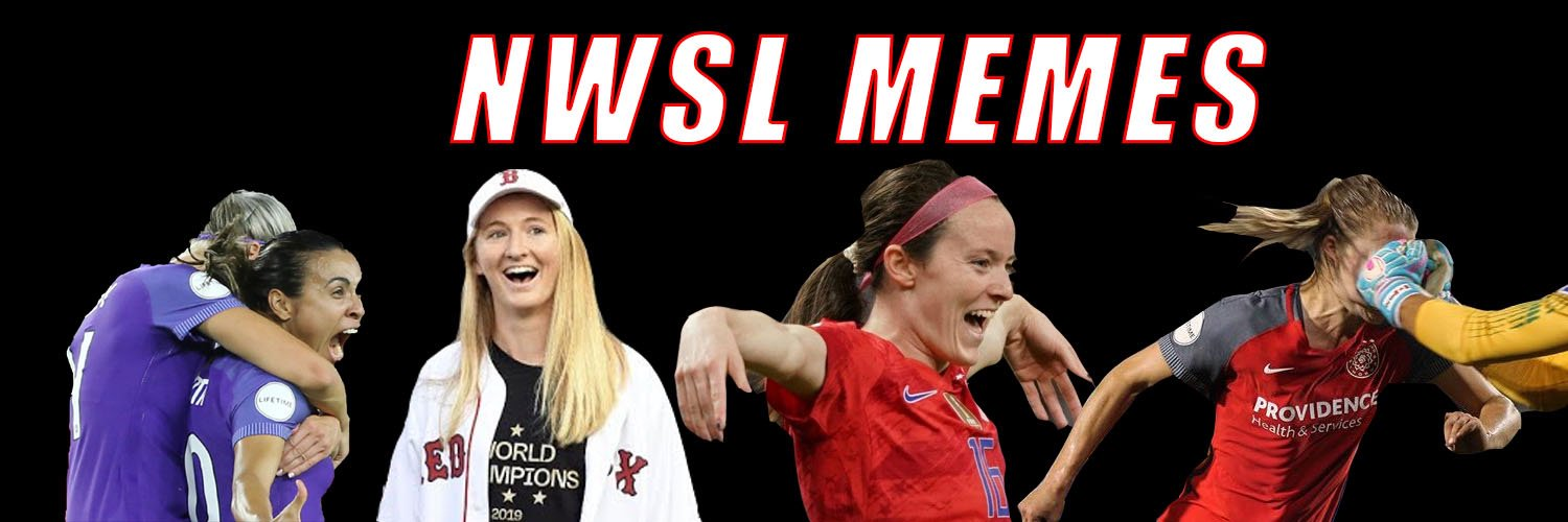 Memes about the NWSL and stuff | DM submissions | Not affiliated with the NWSL