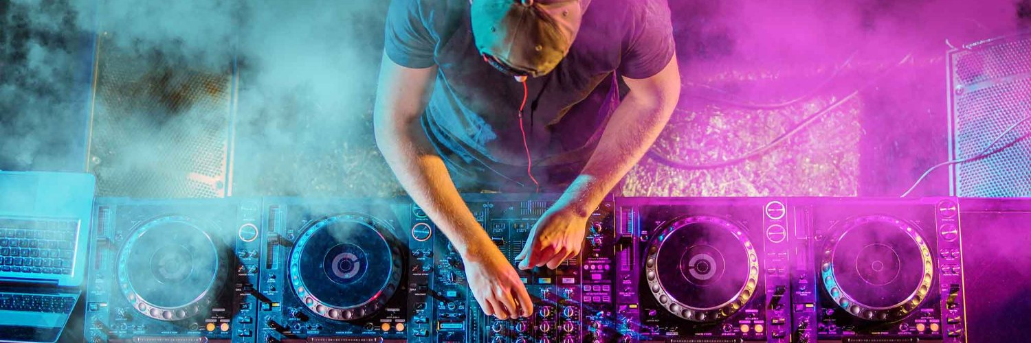 We design and build websites for DJs and musicians from £400 per website. Get all you mixes, music, gig listings and social media in one place for your fans.