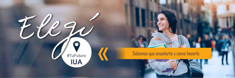 Instituto Universitario Aeronáutico's official Twitter account