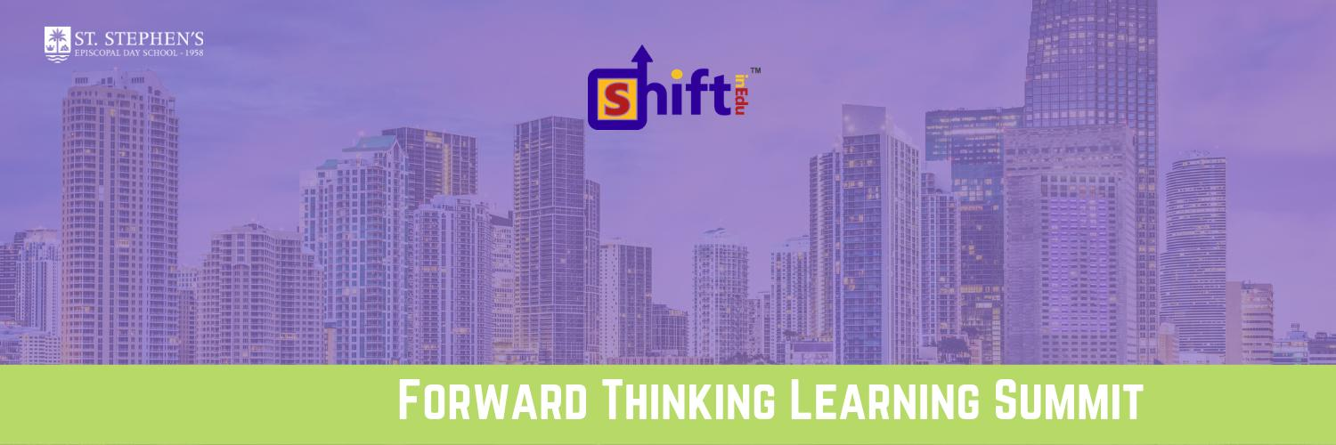 Why should educators in ALL fields attend @ShiftinEdu? Great question! #innovation #education… https://t.co/z8uED5JmaA