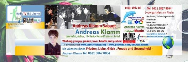 Andreas Klamm Profile Banner