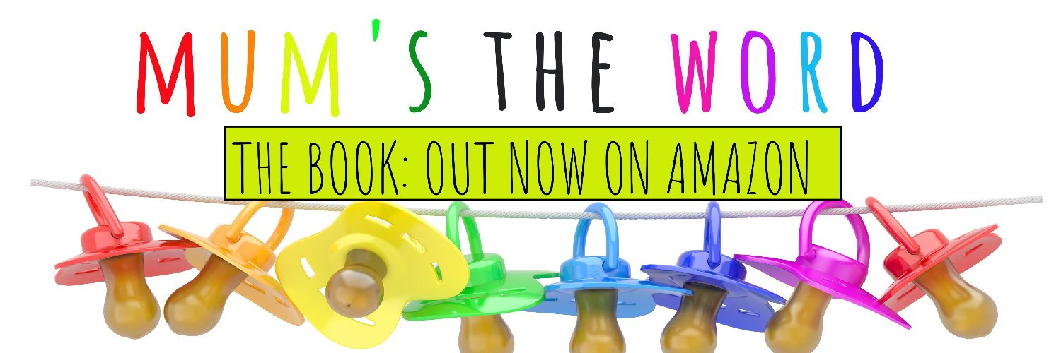 The sh*t nobody tells you about parenthood, until it's too late amazon.co.uk/Mums-Word-nobo…