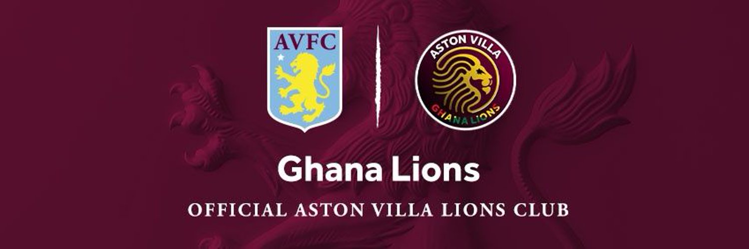 Ghana Lions - Official Aston Villa Lions Club