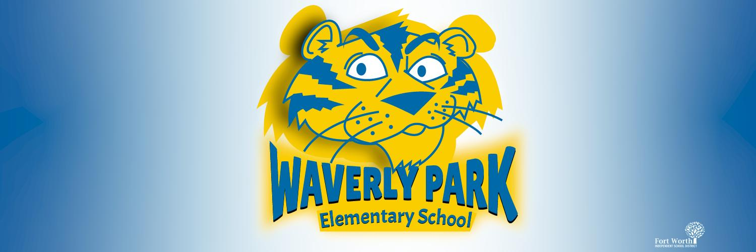 The official Twitter account for @FortWorthISD's Waverly Park Elementary School. Follow us on Facebook at facebook.com/waverlyparkele….