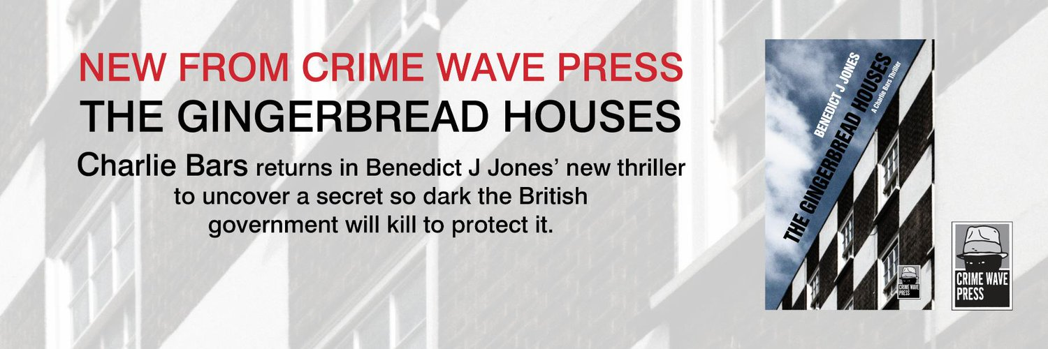 #crimewavepress Hong Kong's English language crime fiction imprint - the best crime novels from around the globe to readers around the globe.