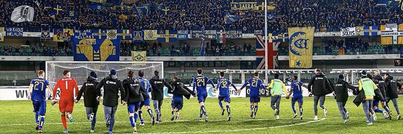 Suivez l'actualité francophone du Hellas Verona 🇫🇷🇮🇹 #HVFC #HellasVerona 💛💙 Gialloblù