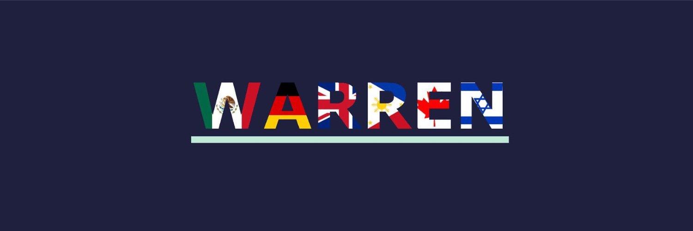The world is ready for #PresidentWarren! #Warren2020 #VotefromAbroad. 100% volunteer-run. Not affiliated with @teamwarren