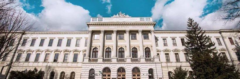 Lviv Polytechnic National University's official Twitter account