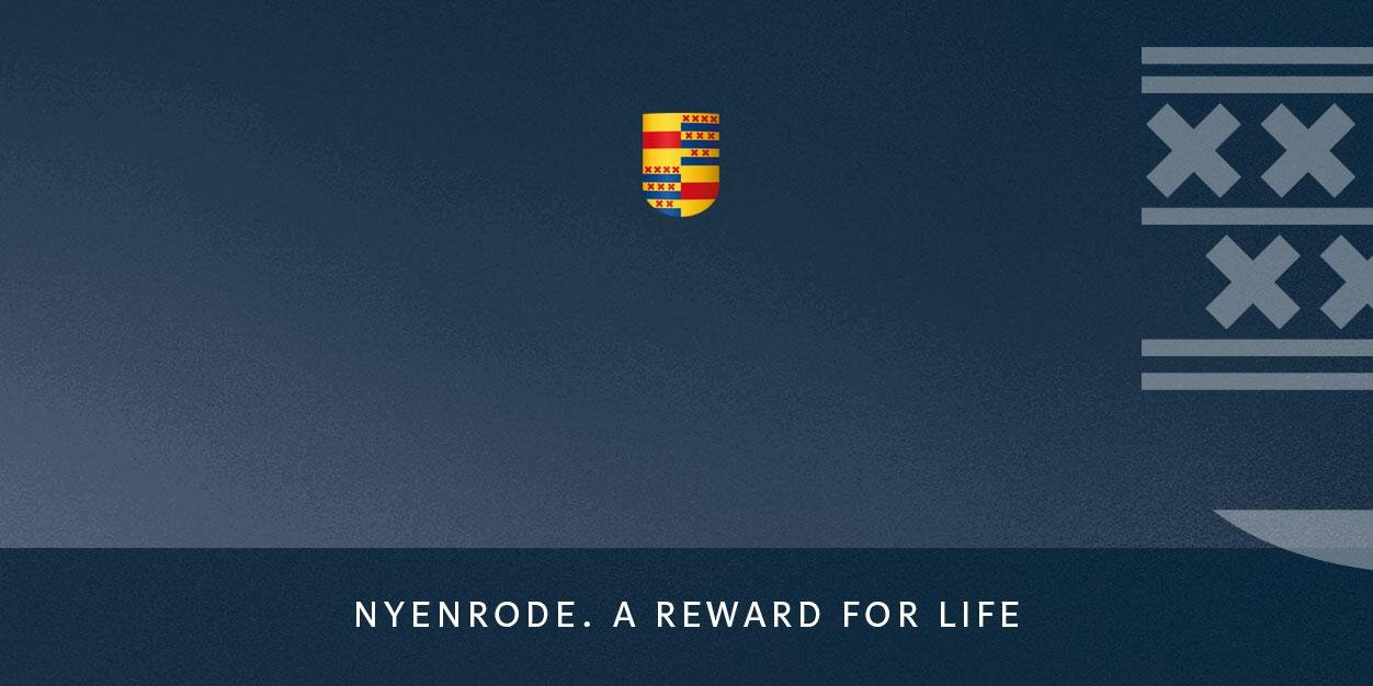 Nyenrode Business Universiteit's official Twitter account
